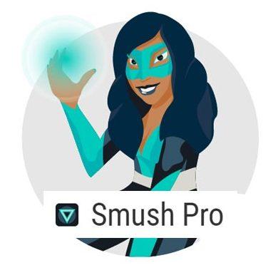 wtyczka do optymalizacji zdjęć Smush Pro